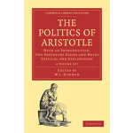 【预订】The Politics of Aristotle 4 Volume Set: With an Introdu
