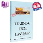 【中商原版】文丘里 向拉斯维加斯学习 英文原版 英文版 Learning from Las Vegas Robert