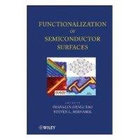 【预订】Functionalization of Semiconductor Surfaces