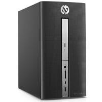 惠普(HP)畅游人Pavilion 570-p055cn台式游戏电脑主机(i5-7400 8G 1T GTX1050
