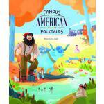 【预订】Famous American Folktales