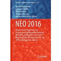 【预订】Neo 2016: Results of the Numerical and Evolutionary Opt