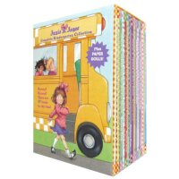 Junie B. Jones Complete Kindergarten Collection: Books 1-17