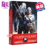 【中商原版】巫师(猎魔人)系列小说5 湖中仙女 Witcher #05 Lady Of The Lake 英文原版 安