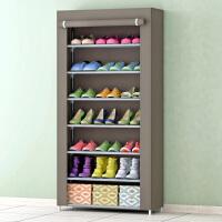 蜗家简易鞋柜/鞋架 大容量单排鞋柜 防尘加厚无纺布收纳柜 储物柜 柜子