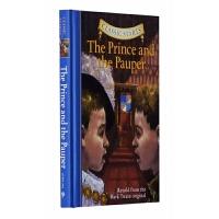 【中商原版】开始读经典:王子和乞丐 英文原版The Prince and the Pauper 世界名著 儿童文学 马克