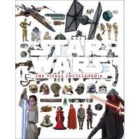 英文原版 DK星球大战全系列:图解百科 Star Wars Visual Encyclopedia 精装 前传正传三部
