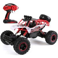 儿童玩具车遥控汽车攀爬越野车大脚车赛车电动男孩遥控车四驱
