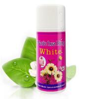 正品代购 泰国white芦荟胶去黑头鼻贴专用配套毛孔收缩水