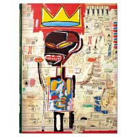 让米歇尔巴斯奎特艺术绘画作品集 Jean-Michel Basquiat XXL 超大大开本艺术绘画作品集 TASCHEN英文原版