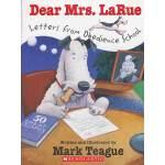 Dear Mrs. Larue: letters from obedience school (Book+CD)亲爱的