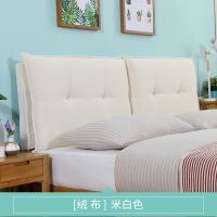 床头靠垫靠枕床头板软包榻榻米无床头板软包大靠垫床头罩