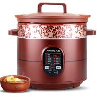 【当当自营】九阳电炖锅 JYZS-K423 家用 电炖锅 煲汤锅 紫砂锅 慢炖锅