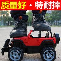超大遥控越野车充电可开门悍马遥控汽车儿童玩具男孩玩具赛车模型