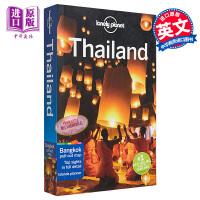 【中商原版】泰国旅游指南(第16版) 英文原版 THAILAND 16E Lonely Planet Lonely P