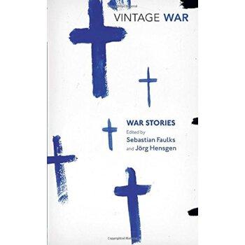 英文原版 Vintage War Classics: Vintage Book of War Stories  战争的故事