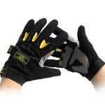 手套秋冬保暖全指手套男战术手套户外登山防滑骑行手套