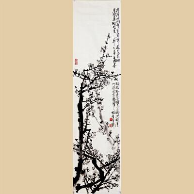 王成喜《梅》中国美术家协会理事、中国书法家协会会员、国家一级美术师