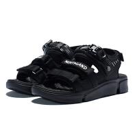 诺诗兰男士沙滩鞋夏季户外休闲运动旅行轻便减震凉鞋拖鞋FS095026