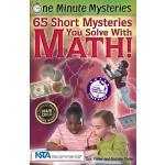 【预订】65 Short Mysteries You Solve with Math!