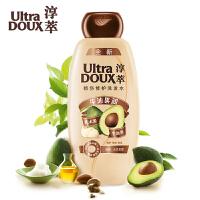 淳萃(UltraDOUX)牛油果润损伤修护洗发水400ml