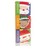 【中商原版】圣诞节3册绘本 英文原版 Christmas Eve Festive Fun Winter Wonders