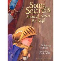 【现货】英文原版 儿童安全教育绘本:教孩子警惕非正常身体触碰 Some Secrets Should Never Be
