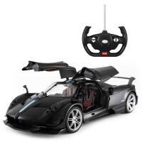星辉车模rastar帕加尼赛车充电动遥控汽车儿童玩具车开门车模1:14