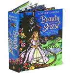 【中商原版】英文原版 美女与野兽少儿童立体书 Beauty and the Beast Pop-Up