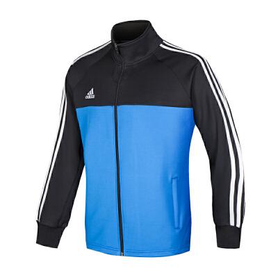 adidas/ 阿迪达斯 男士 男装运动夹克经典三条纹外套