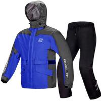 男女雨披骑行摩托车电动车分体式雨衣雨裤套装电瓶车