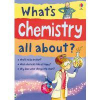 【现货】原版英文 What's Chemistry All About? 化学是什么 趣味科普读物 12岁以上适用