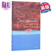 人生的意义(牛津通识读本) 英文原版 哲学理论 人生哲理 The Meaning of Life: A Very Short Introduction