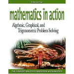 【预订】Mathematics in Action: Algebraic, Graphical, and Trigon