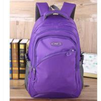 韩版潮流双肩背包电脑背包旅行包书包休闲大气学院登山包
