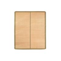 【919严选超品日 每满100减50】网易严选 平滑细篾头层青碳化竹凉席
