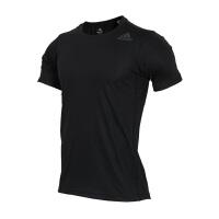 Adidas阿迪达斯 男装 2018新款跑步运动休闲透气短袖T恤 CE0876