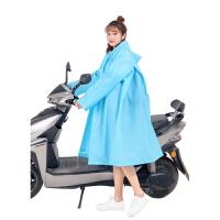 自行车雨衣男女骑行单人便携雨披防水大背书包电动摩托车三合一 X