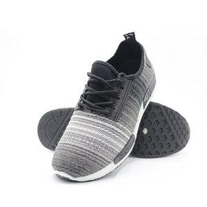秋季青年男鞋子韩版潮流板鞋透气飞织休闲鞋男百搭学生帆布鞋