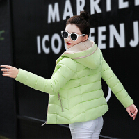 冬装2018新款棉衣女短款韩版修身羽绒反季小棉袄学生加厚外套