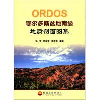 鄂尔多斯盆地南缘地质剖面图集 9787518314065