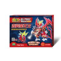 【二手旧书9成新】奥拉星超人气亚比造型玩具(升级版)―赤翼魔龙王(无需胶水、剪刀的3D立体益智手工拼插) 广州百田