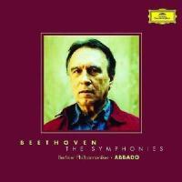 [现货]进口原版 CD 贝多芬交响曲全集 阿巴多