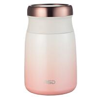 爱仕达焖烧杯ASD 800ML保温罐304不锈钢真空食物罐保温桶RWS80S2Q-P(浪漫樱花)