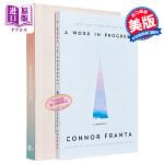 【中商原版】网络红人Connor Franta 自传 2册套装 英文原版 人物传记 A Work in Progres