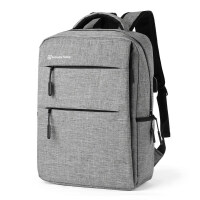 韩版商务背包男士双肩包潮流旅行包休闲女学生书包简约电脑包男包