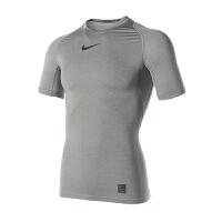 Nike耐克 男装 2018新款PRO跑步健身速干紧身短袖T恤 838092-010