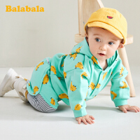 巴拉巴拉儿童帽子韩版鸭舌帽百搭遮阳帽男童女童棒球帽婴儿宝宝棉