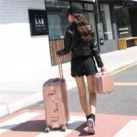 拉杆箱万向轮旅行箱28寸韩版女行李箱密码大学生箱子男22寸26箱包