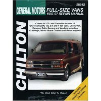 Chevrolet Vans, 1987-97 (Chilton's Total Car Care Repair Ma